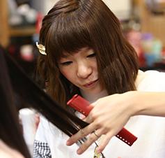 美し髪ヘアテラピー流れ11