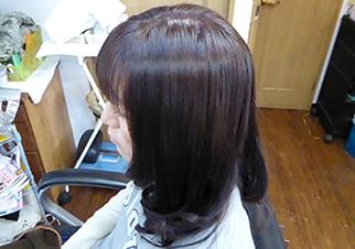 美し髪ヘアテラピー流れ10